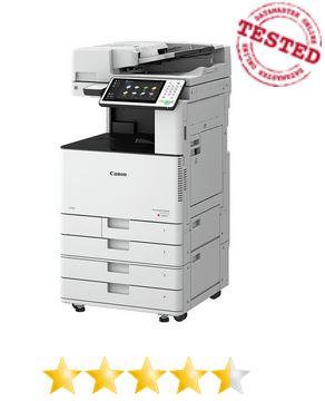 Printer Benchmark : DataMaster Lab gives the Canon iR Advance 3500i series 4.5 stars