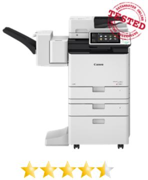 DataMaster : DataMaster Lab accorde 4,5 étoiles aux MFP A4 intelligents iR Advance 355i et 255i de Canon