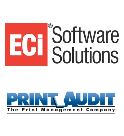 DataMaster : Print Audit intègre ECi Software Solutions