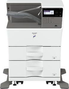 DataMaster : Sharp renforce son offre noir et blanc