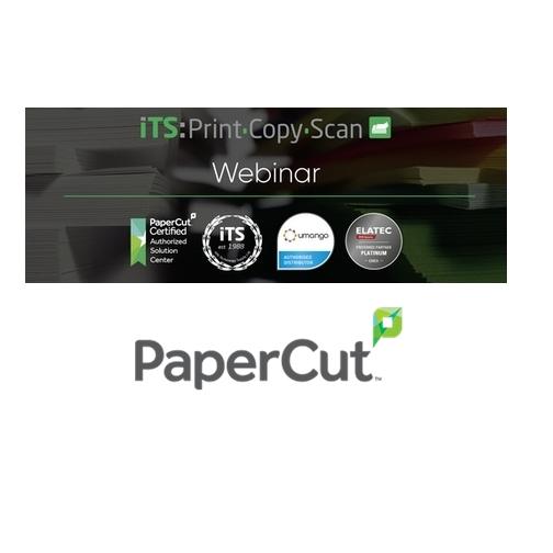 DataMaster : Feuille de route des produits PaperCut avec Info Technology Supply (ITS France)