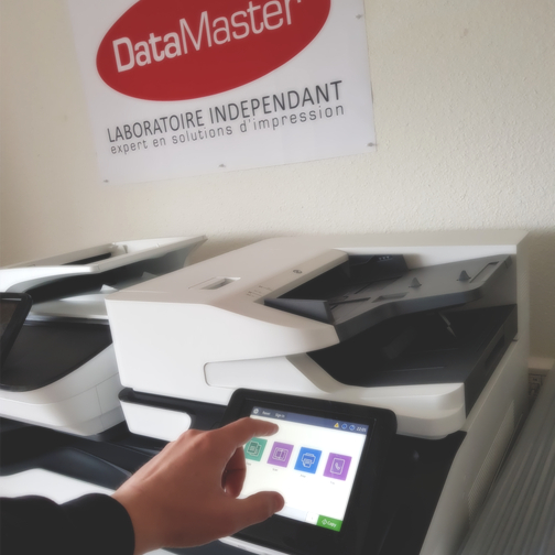 Printer Benchmark : HP Inc A3 and A4 ranges tested at DataMaster Lab