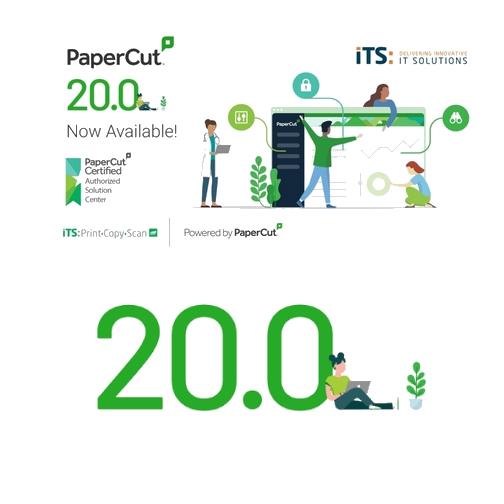 DataMaster : PaperCut annonce la nouvelle version 20.0 de sa solution logicielle