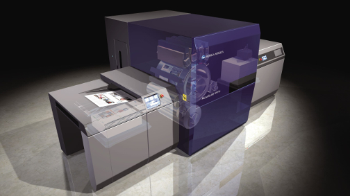 DataMaster : Konica Minolta launches new UV inkjet press