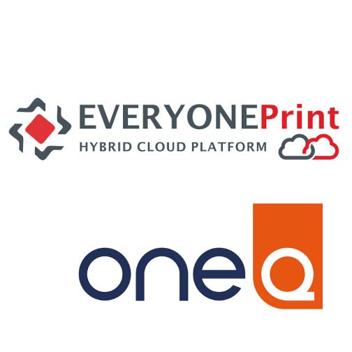 DataMaster : EveryonePrint met la main sur OneQ