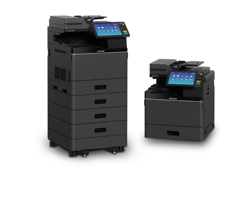 DataMaster : Toshiba launches two new intelligent A4 multifunctions