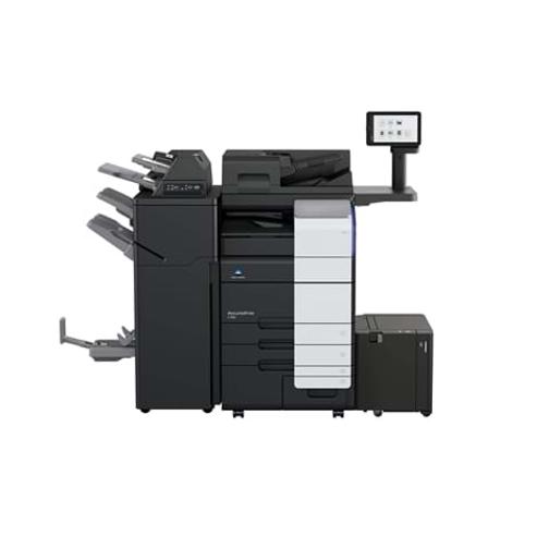 DataMaster : AccurioPrint C750i : lance la toute nouvelle imprimante multifonction A3 couleur phare de Konica Minolta