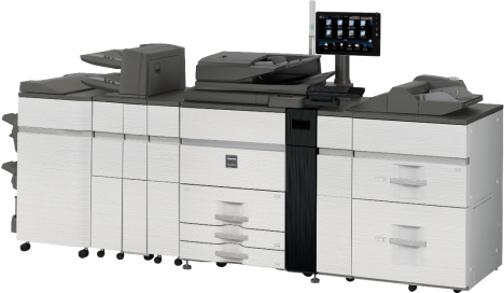 DataMaster : Nouvelle gamme de MFP production Toshiba : et le fabricant est…