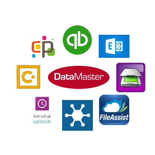 DataMaster : DMO Solutions : La Rubrique Apps