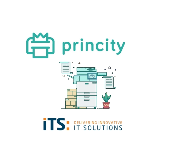 Printer Benchmark : Princity added to the  iTS solutions portfolio