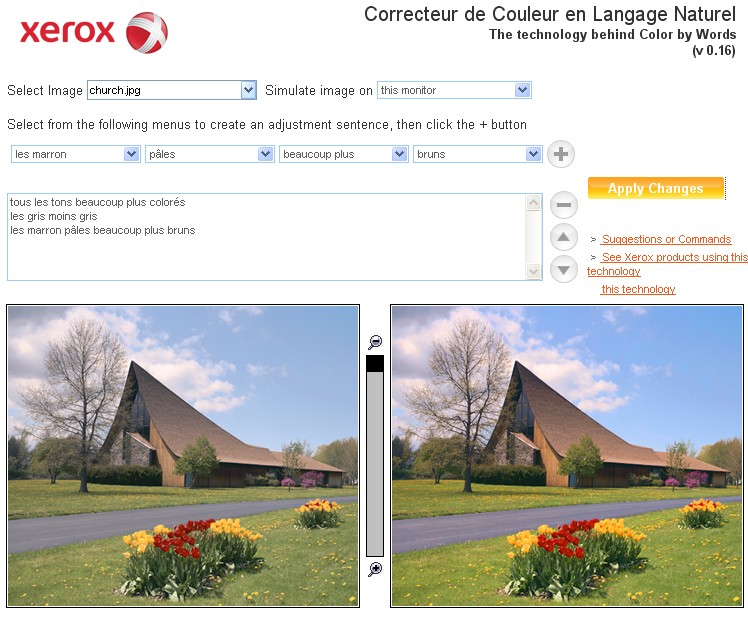 DataMaster : Xerox lance le Natural Language Color