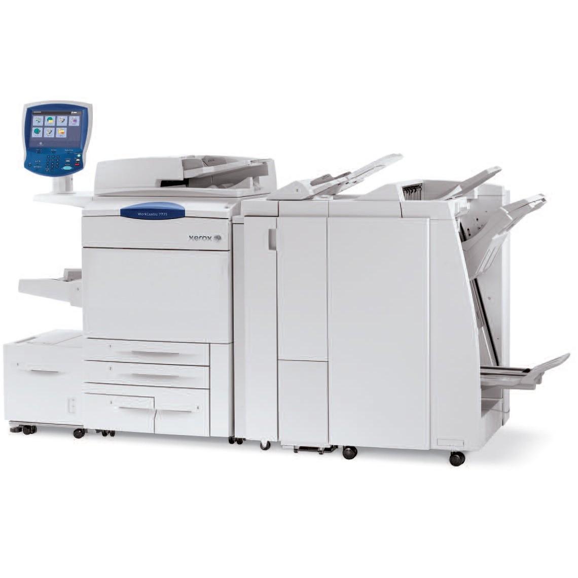 DataMaster : La nouvelle série WC 7700 de Xerox !