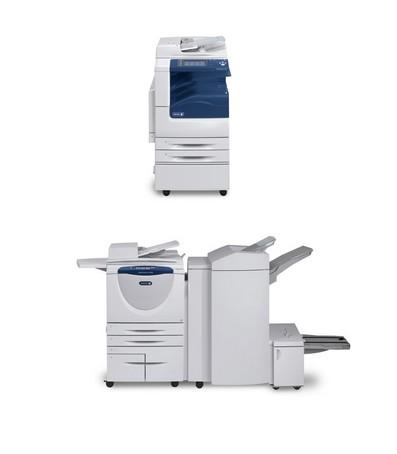 DataMaster : Lancement officiel aux USA des WC5700 et WC7120 de Xerox