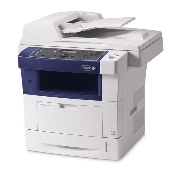 DataMaster : Le dernier né de Xerox se nomme WorkCentre 3550