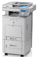 DataMaster : Nouvelle Canon Image Runner Color : iRC1021i