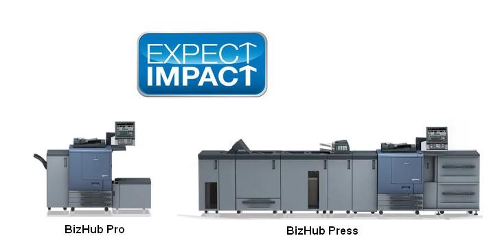 DataMaster : Les C6000 et C7000 de Konica-Minolta lancées sur le sol européen