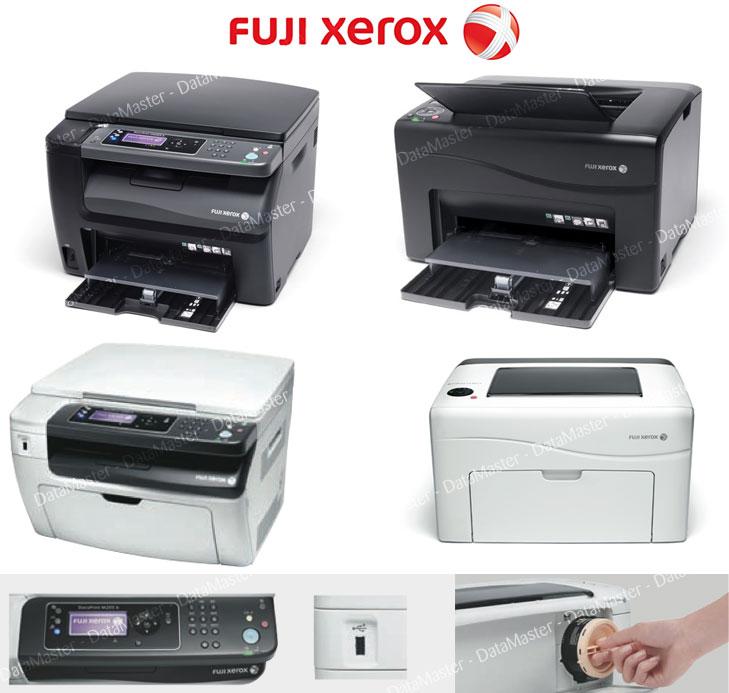 DataMaster : Fuji Xerox mise sur 4 nouvelles imprimantes et 2 nouveaux petits MFP A4 !