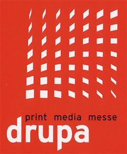 DataMaster : DataMaster en visite au salon de la DRUPA