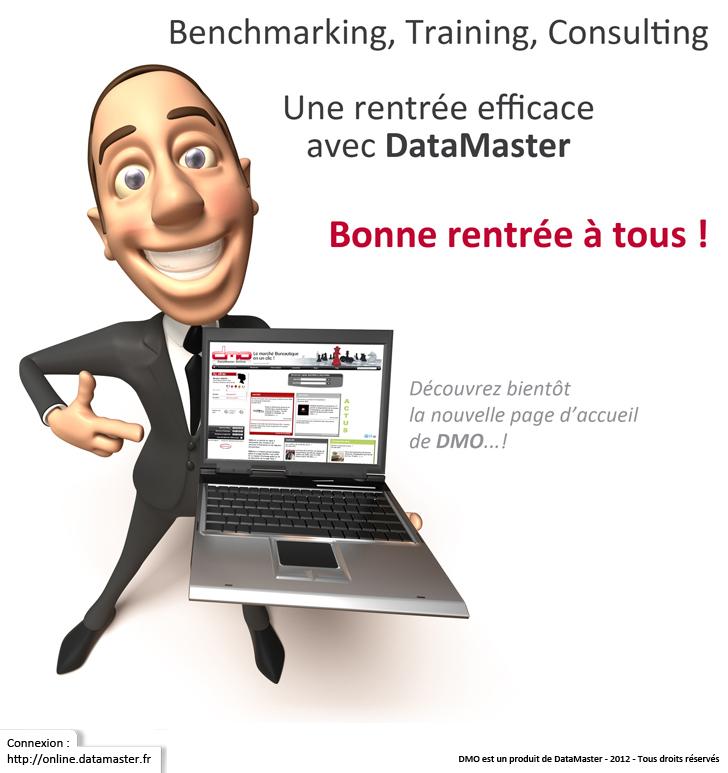 DataMaster : Bonne rentrée à tous !