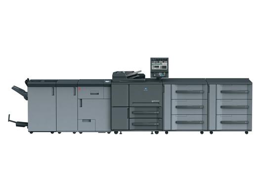 DataMaster : Konica Minolta renouvelle sa gamme production monochrome sur les marchés nord-américains et européens