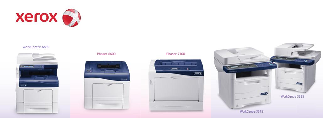 DataMaster : Xerox renouvelle son offre A4 à destination des PME / PMI et lance une imprimante A3 abordable