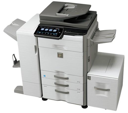 DataMaster : Sharp lance les remplaçantes des MX-2610, MX-3110 et MX-3610N