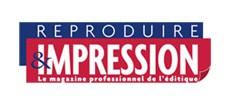 DataMaster : DataMaster à l'honneur dans le dernier numéro de 'Reproduire et Impression'