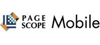 DataMaster : Konica Minolta lance une nouvelle version de PageScope Mobile