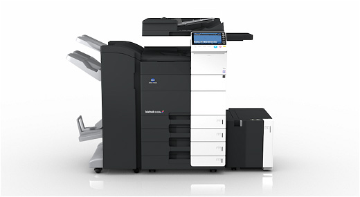 DataMaster :  Konica Minolta annonce aux États-Unis les C454e et C554e et poursuit la mise à jour de sa gamme A3 couleur
