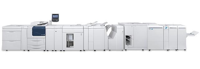 DataMaster : Xerox accélère sa gamme de production légère monochrome à 136 ppm