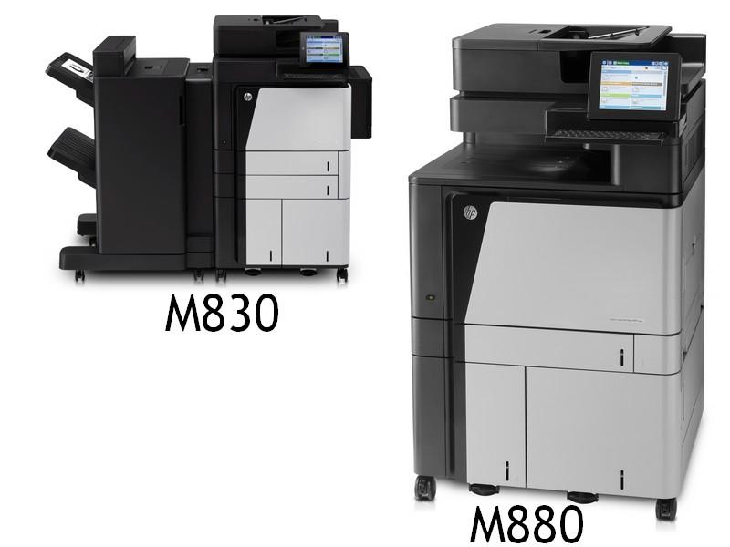 DataMaster : HP renforce sa gamme de multifonctions A3 laser