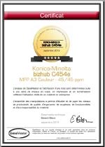 DataMaster : DMO lance ses certificats d'évaluation gratuits