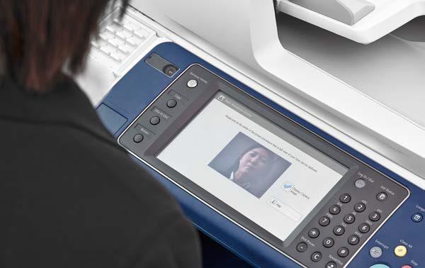 DataMaster : Fuji Xerox lance en Asie la première imprimante multifonction à reconnaissance faciale