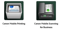 DataMaster : Canon lance l'application Canon Mobile Scanning for Business