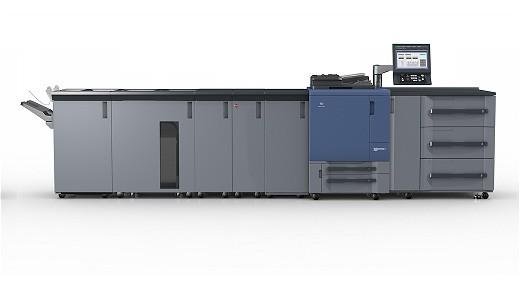 DataMaster : Konica Minolta lance une nouvelle génération de presses numériques couleur