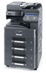 DataMaster : DataMaster teste les MFP A3 Kyocera TASKalfa 2551ci et 3010i
