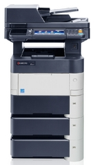 DataMaster : Kyocera lance quatre multifonctions A4 monochromes imprimant jusqu'à 60 ppm