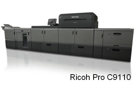DataMaster : Ricoh annonce aux États-Unis le lancement de nouvelles presses numériques couleur