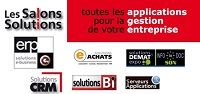DataMaster : Les Salons Solutions 2014 - CNIT - Paris La Défense