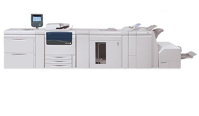 DataMaster : DataMaster teste la Xerox J75