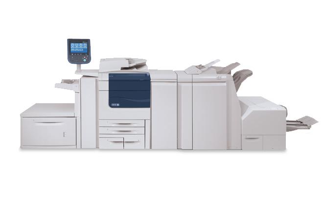 DataMaster : DataMaster teste la Xerox Color 570