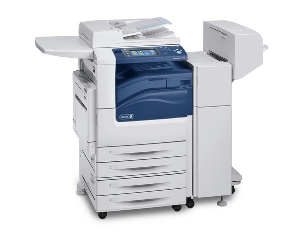 DataMaster : DataMaster teste le MFP A3 couleur Xerox WorkCentre 7225