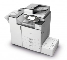 DataMaster : DataMaster teste le MFP A3 couleur Ricoh MP C4503(A)ZSP