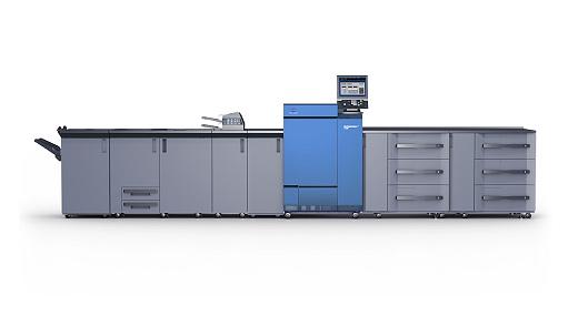 DataMaster : DataMaster teste la Konica Minolta bizhub PRESS C1100