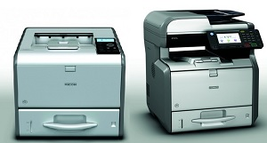 Printer Benchmark : Ricoh includes single-pass duplex scanning on some of its latest A4 monochrome multifunctions
