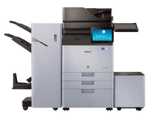 Printer Benchmark : Samsung announces launch of the new MultiXpress 7