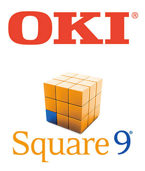 Printer Benchmark : OKI partners with Square 9