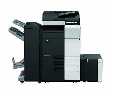Printer Benchmark : Konica Minolta launch two new color MFPs