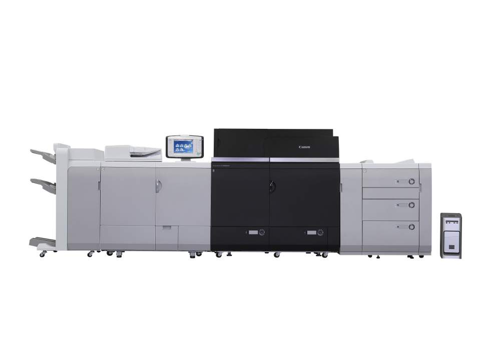 Printer Benchmark : Canon launch their fastest digital press to date