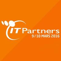 DataMaster : DataMaster vous donne rendez-vous au salon IT Partners !